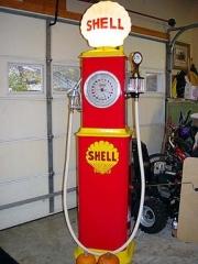 Bennett Shell pump