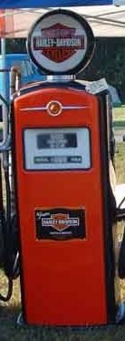 Bennett 966 Harley Davidson