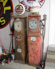 Service Station Equipment 154, Wayne 861