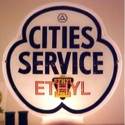 Cities-Service-Ethyl-glass-clover-1936-to-1947
