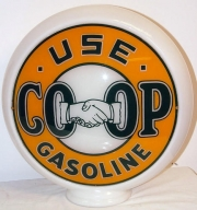 Use-Co-op-Gasoline-1930s-glass