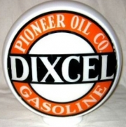Pioneer-Oil-Co-Dixcel-1940s-glass