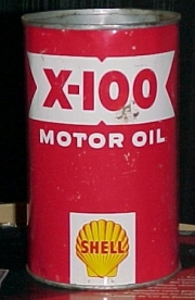 Shell X100 imperial