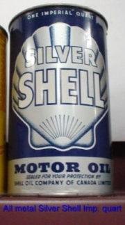 Shell Silver imperial