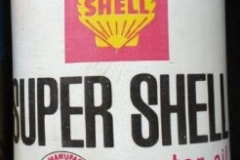 Shell Super plastic