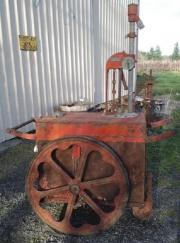 Boyle-Dayton lubester cart
