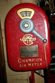 Champion air meter 42