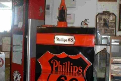 Lubester with Phillips 66 cutaway