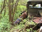 Smithway L1 in a junkyard