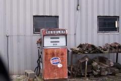 Zephyr gas pump in the wild