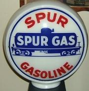 Spur-Gas