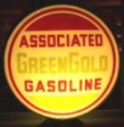 Associated-Green-Gold-Gasoline-15in-metal