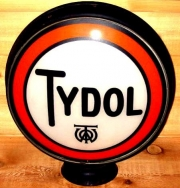 Tydol-TWO-cast-face-1920-to-1930-15in-metal