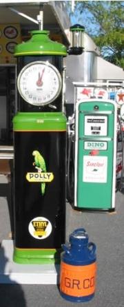 Tokheim 850 square Polly Gas