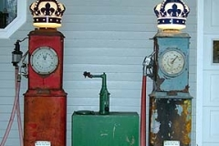 Bennett Purple Crown Pumps