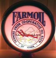 Farmoil-Iowa-1920s-15in-metal