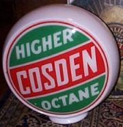 Cosden-Higher-Octane-1938-to-1950-glass
