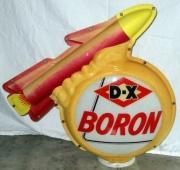 DX-Boron-Rocket