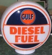 gulf-diesel-fuel-1946-to-1952-glass