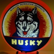 Husky-Quality-Petroleum-Products-1935-to-1940-glass