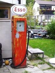 Ljungmans Star 50 Esso