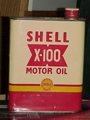 Shell X100 2litre French