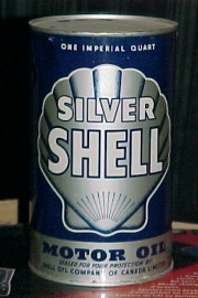 Silver Shell imperial