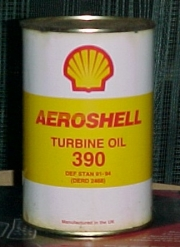 Shell Turbine litre