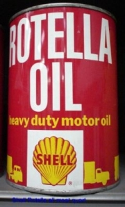 Shell Rotella