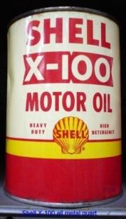 Shell X100