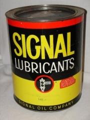 Signal grease