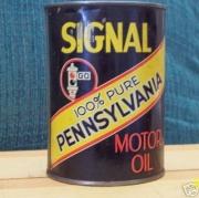 Signal Pennsylvania, back