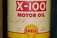 Shell X100 5qt