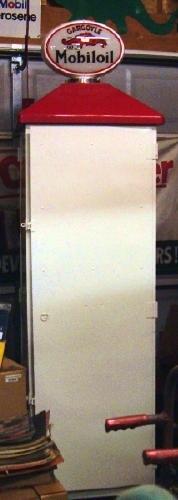 Gargoyle Oil Cabinet