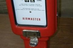 Gilbert and Barker air meter