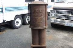 Ideal curb pump