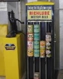 Richlube cabinet and lubester