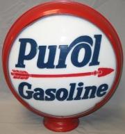 Purol-Gasoline-red-arrow-15in-metal