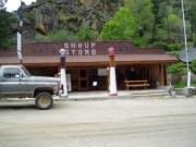 Shoup Store, Idaho still at work