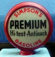 Simpsons-Premium-Gasoline-15in-metal