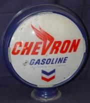 Chevron-Gasoline-15in-metal
