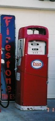 Wayne 90 Esso