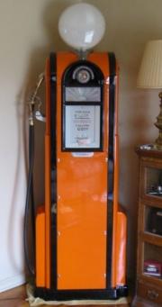 Wayne 60 black orange